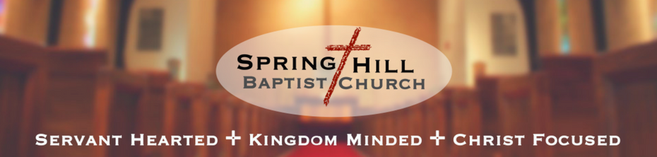 Spring Hill Baptist Church Logo